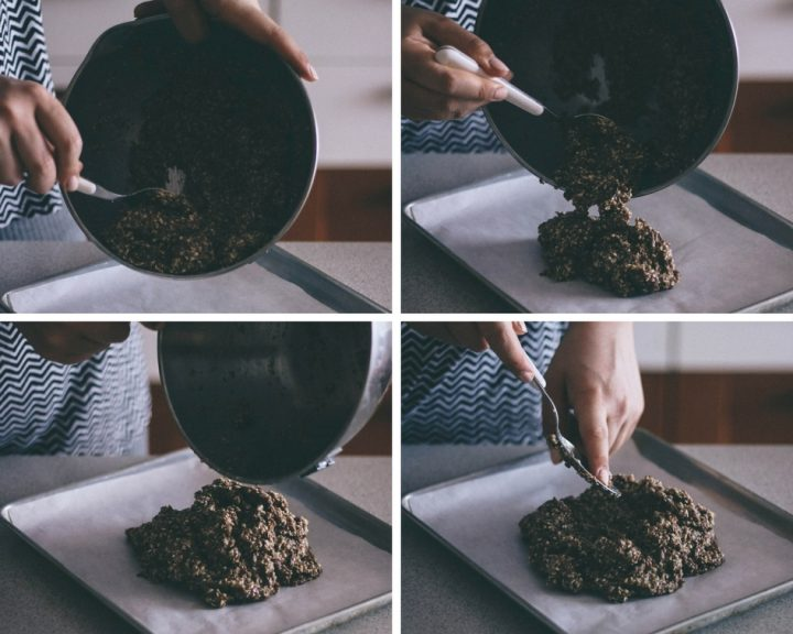 Sesame Flax Crackers | Cococonutavocado